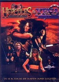 Hercules and Xena Roleplaying Game
