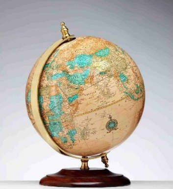 The Falmouth World Globe
