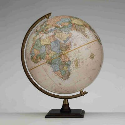 The Bradley Antique Globe