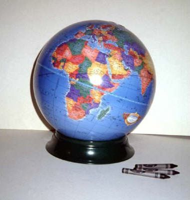 The Political Clearview Globe