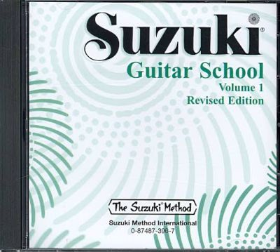 Suzuki Guitar School, Volume 1