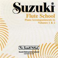 Suzuki Flute School Piano Accompaniments to Volumes 3 & 4