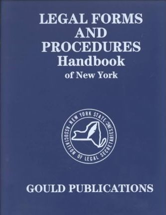Legal Forms and Procedures Handbook of New York 2000