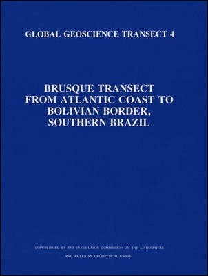 Brusque Transect from Atlantic Coast to Bolivian Border, Southern Brazil