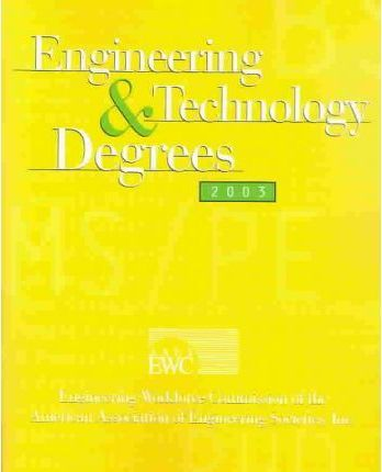 Engineering and Technology Degrees 2003