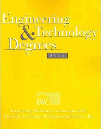 Engineering and Technology Degrees 2009