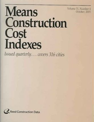 Means Construction Cost Indexes October 2006