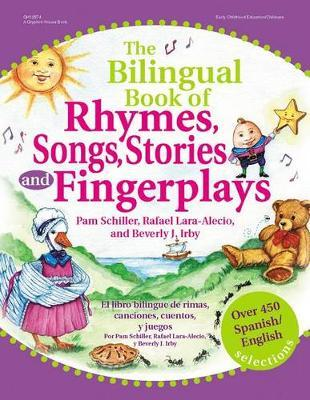 Astrosadventuresbookclub.com The Billingual Book of Rhymes, Songs, Stories and Fingerplays Image
