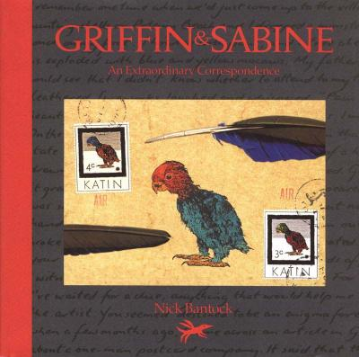 Griffin & Sabine Cover Image