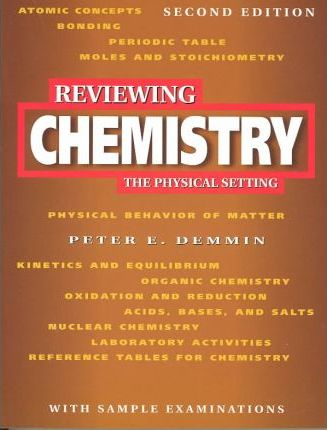 Reviewing Chemistry