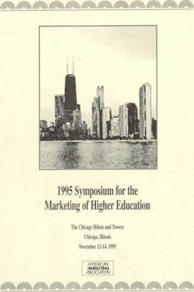 1995 Symposium for the Marketing of Higher Education