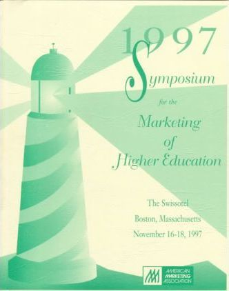 1997 Symposium for the Marketing of Higher Education