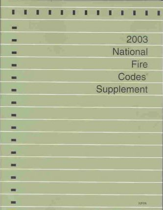 National Fire Codes