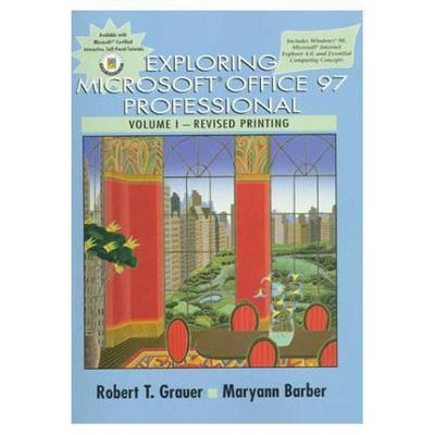 Computer Conference Buisness Edition and Explore MS Office 97 Pro and Explore MS Office 97 volume 2