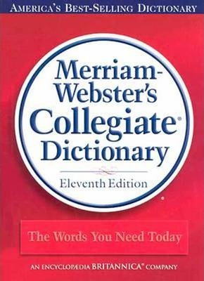 11th Collegiate Dictionary