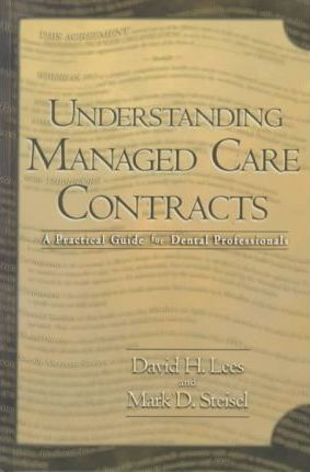 Understanding Managed Care Contracts