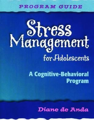 Stress Management for Adolescents, Program Guide and Audio CD
