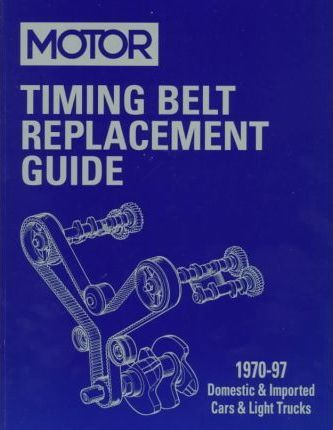Timing Belt Replacement Guide
