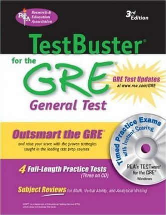 popular book gre general testbuster