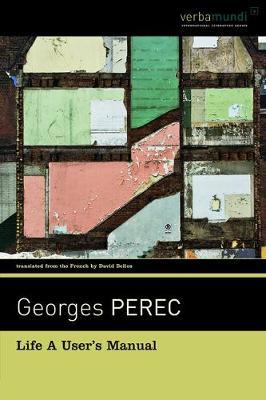 life a users manual georges perec 9780879237516 rh bookdepository com perec life a user's manual Crossword Life a Users Manual
