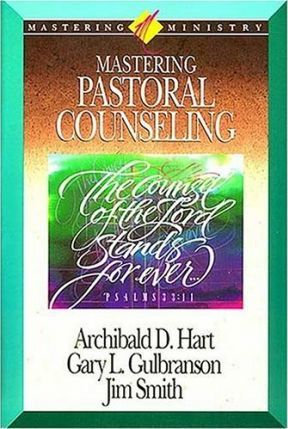 Mastering Pastoral Counselling