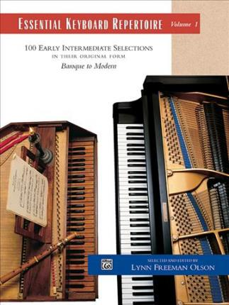Essential Keyboard Repertoire, Vol 1