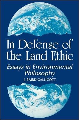 environmental ethic essays Ethic essay defense in land in environmental philosophy december 14, 2017 @ 1:33 pm essay with only 2 body paragraphs anchor david hume selected essays summary of.