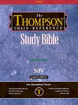 thompson chain reference bible niv