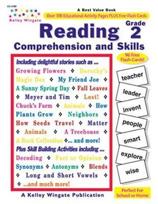 Reading Comprehension and Skills, Grade 2 : Kelley Wingate