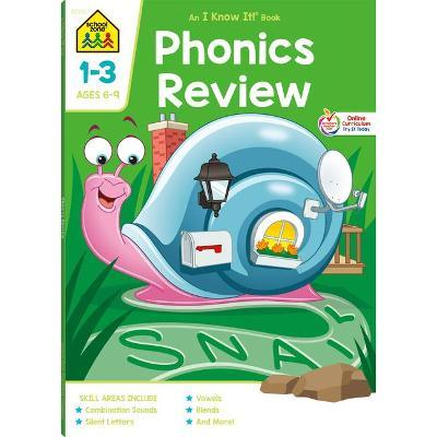 Phonics Deluxe : Blends and Review