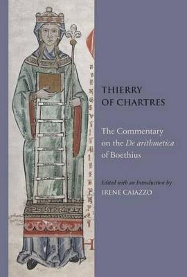 The Commentary on the de Arithmetica of Boethius