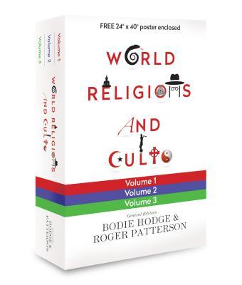 World religions and cults box set by Bodie Hodge
