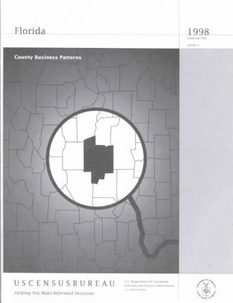County Business Patterns Florida 1998