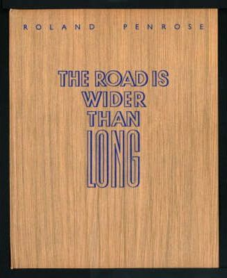 Roland Penrose painting 'The Road is Wider than long'