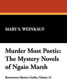 Murder Most Poetic