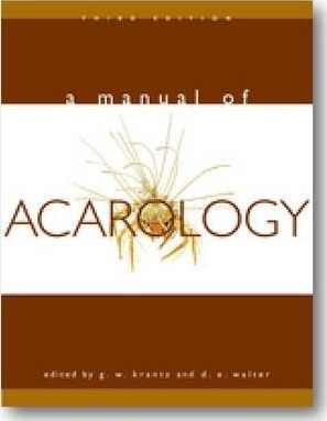 A manual of acarology david evans walter 9780896726208 a manual of acarology fandeluxe Image collections