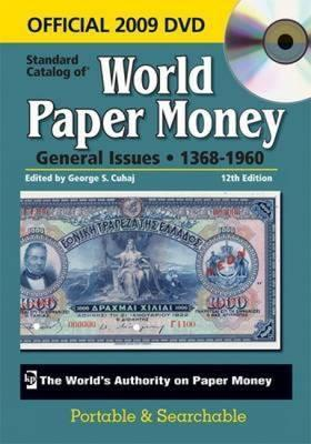 """Standard Catalog of"" World Paper Money, General Issues"