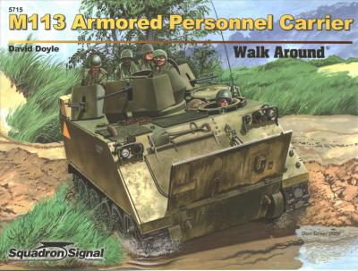 M113 Armored Personal Carrier Walk Around