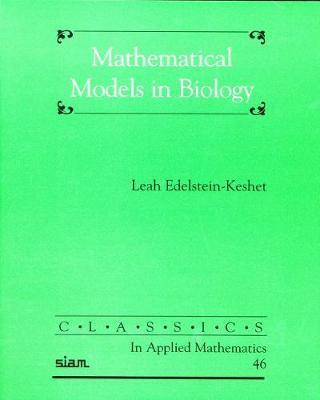 edelstein-keshet mathematical models in biology pdf