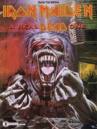 A Iron Maiden -- A Real Dead One