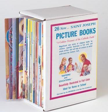 St. Joseph Picture Books (Set of 26 Books)