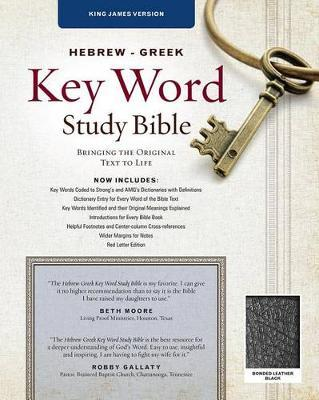 Hebrew-Greek Key Word Study Bible-KJV : Dr Spiros Zodhiates