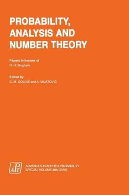 Probability, Analysis and Number Theory