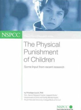 The Physical Punishment of Children