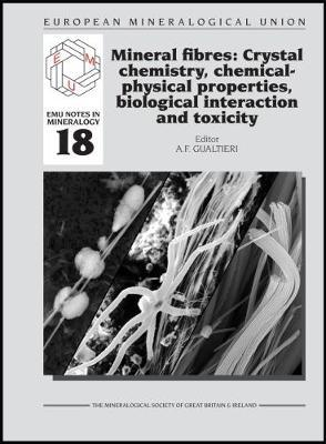 Mineral fibres: Crystal chemistry, chemical-physical properties, biological interaction and toxicity