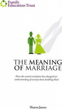 the meaning of marriage james sharon 9780906229231