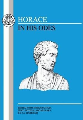 Horace in His Odes Cover Image