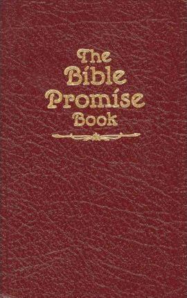 Bible Promise Book: Kjv Burgundy