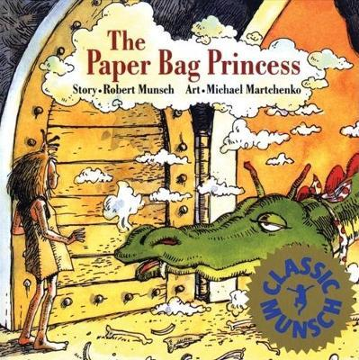 the paper bag princess read online