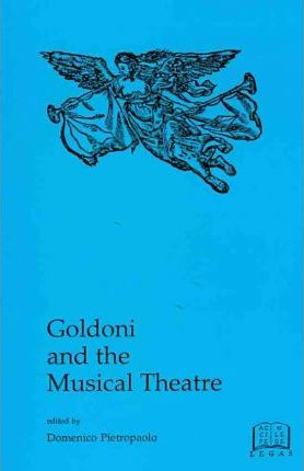 Goldoni and the Musical Theatre